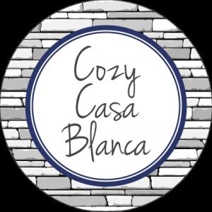 Cozy Casa Blanca Logo